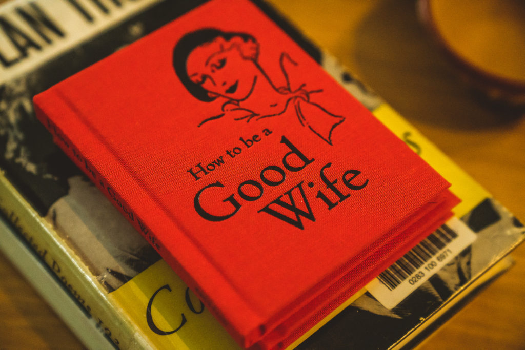 Trouwen in Asse how to be a good wife