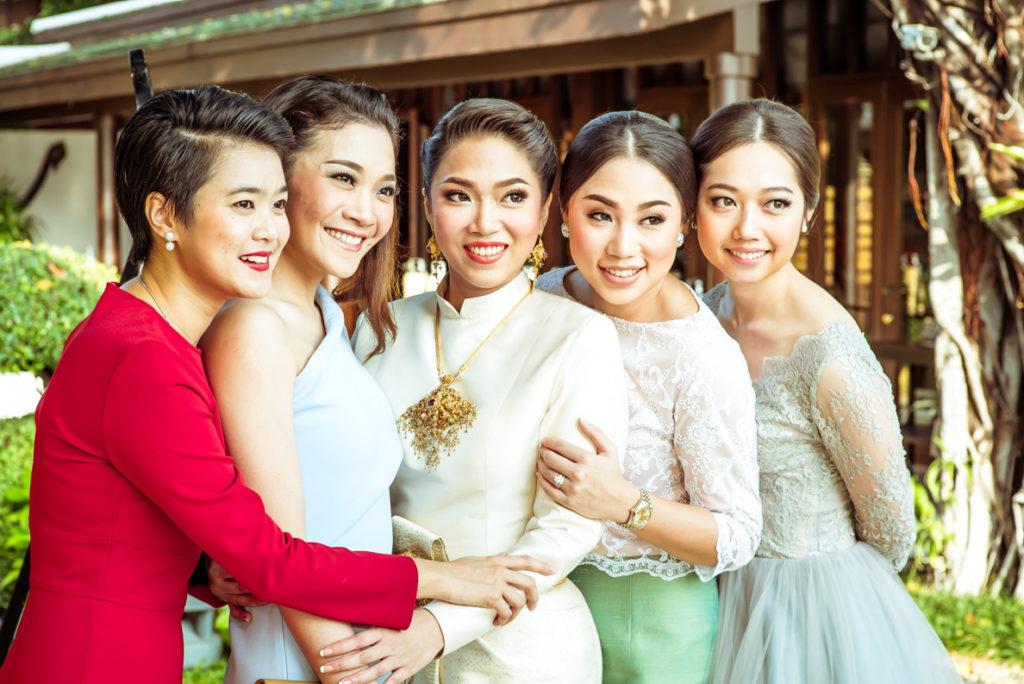 Thaise Trouw ceremonie