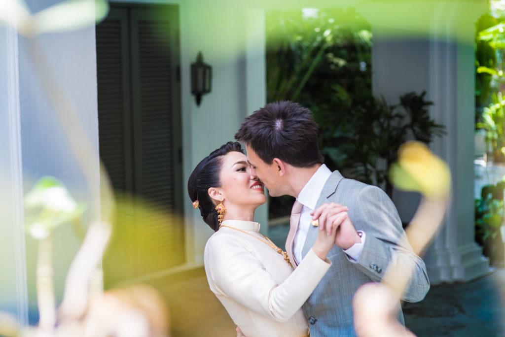 thais huwelijk trouwen bangkok