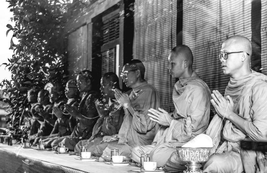 trouwen buddha