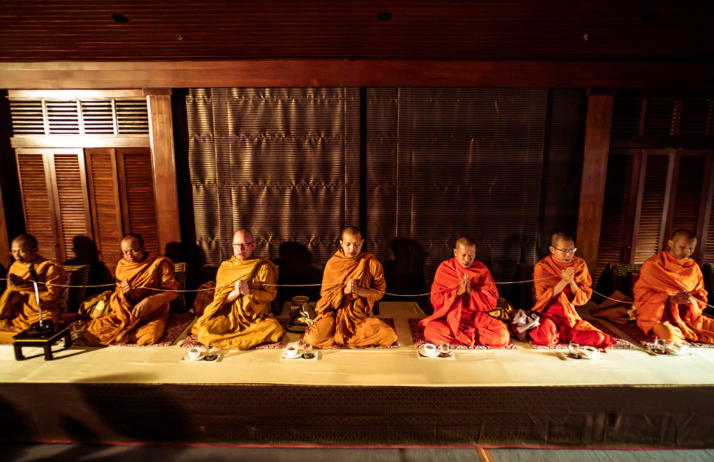 trouwen boeddha