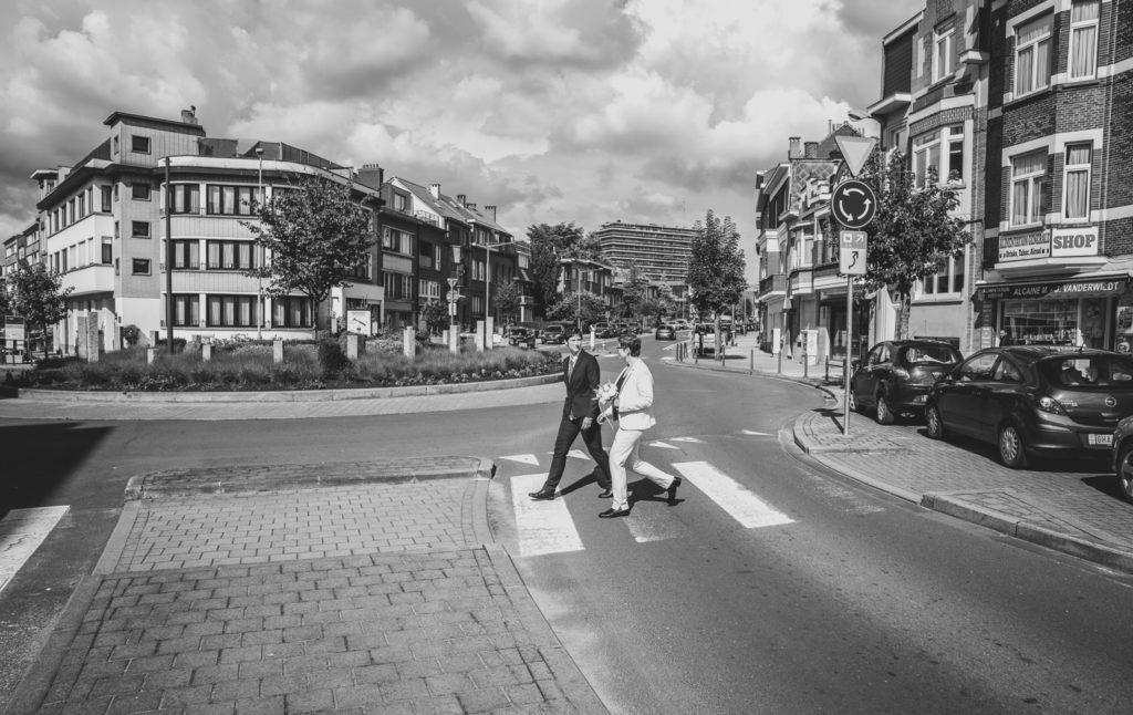 fotoshoot josaphatpark trouwen schaarbeek