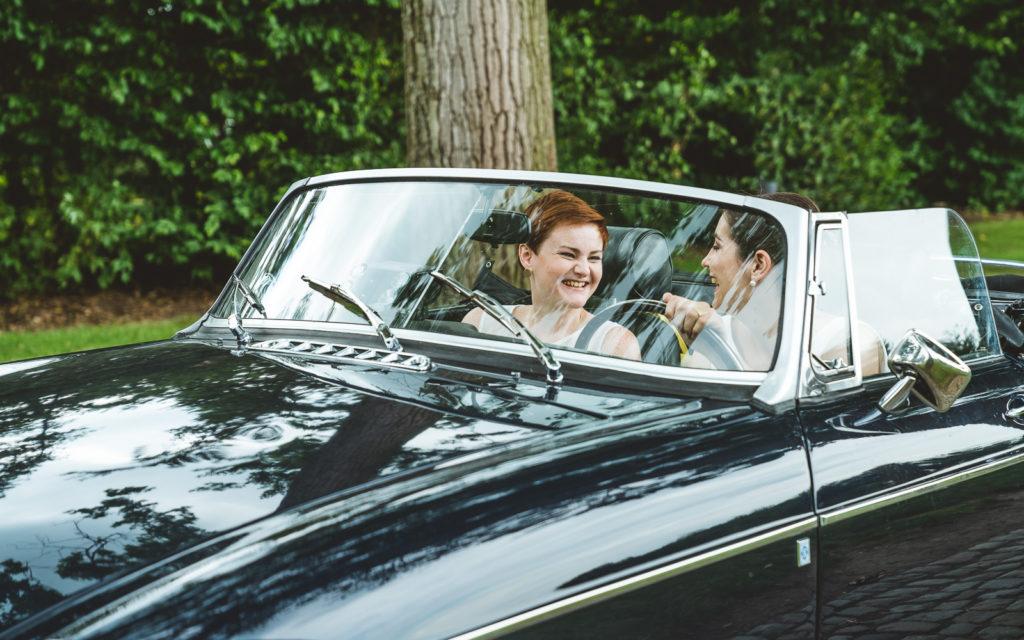 trouwen steenhuffel fotograaf auto