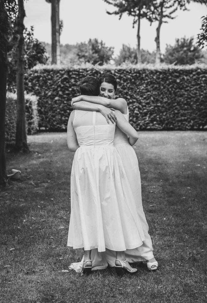 lesbisch trouwen steenhuffel fotograaf